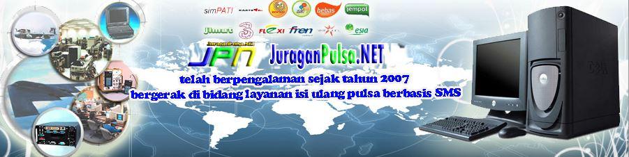 Juragan Pulsa Net